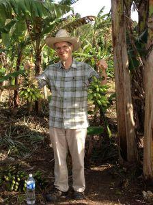 Banana farmer!