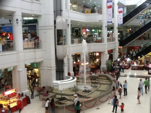A mall in Imus, Cavite