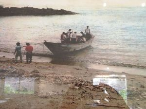 Boat People arriving from Vietnam - 1980s