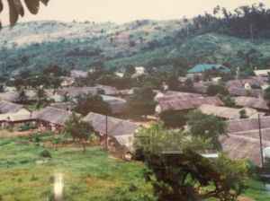 The Philippine Refugee Processing Center in mid-80s