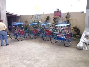 New bicycle trikes
