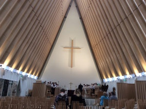 The Transitional or Cardboard Cathedral