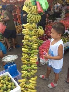 "Banana ""hands"""