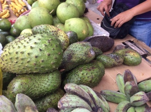 Guyabano or soursop
