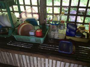 """The drying rack or """"banggerahan"""""""