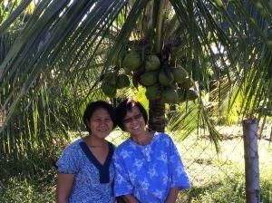 Lina and Teresa