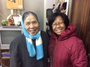 Lina with Bác Hiển