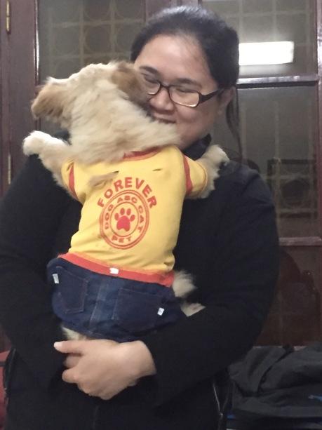 Ha & Pup