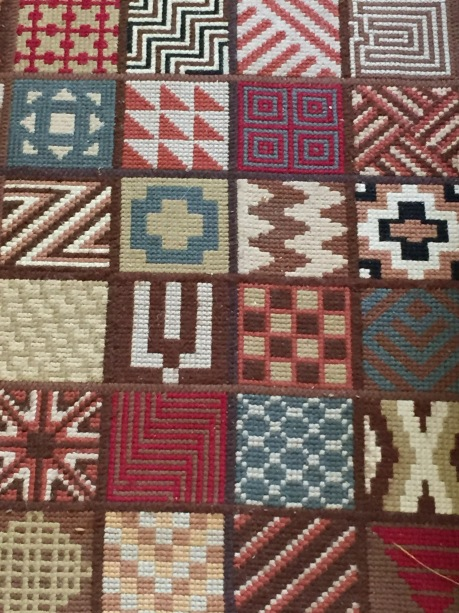 Mum's rug