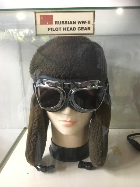 Russian pilot!